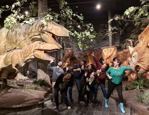 Localife Ottawa spends a night at the museum
