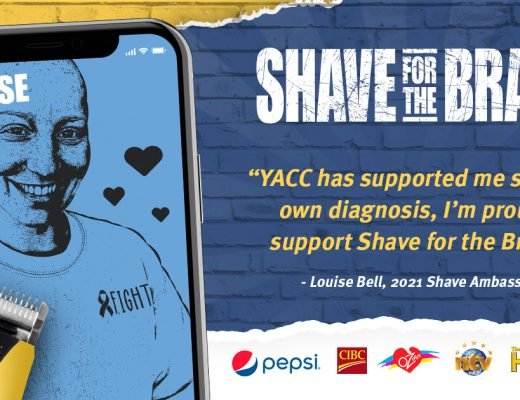 Shave for the Brave 2021: Louise